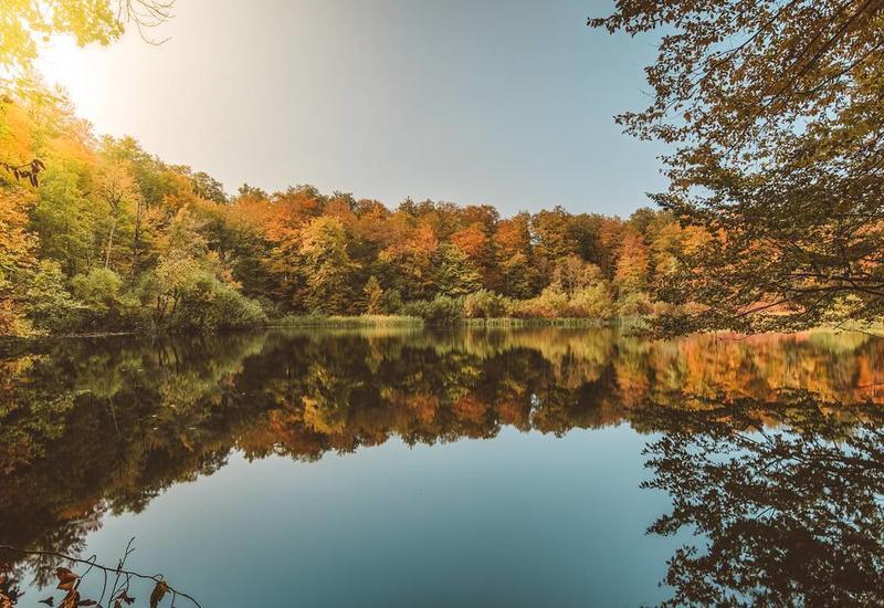 Золотая осень в Азербайджане: восхитительные кадры