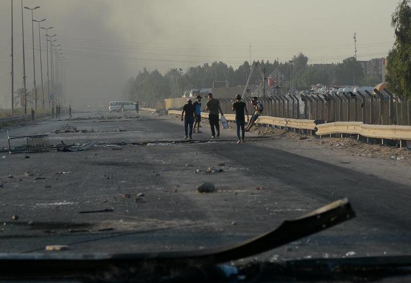 Число погибших в результате протестов в Ираке возросло до 72