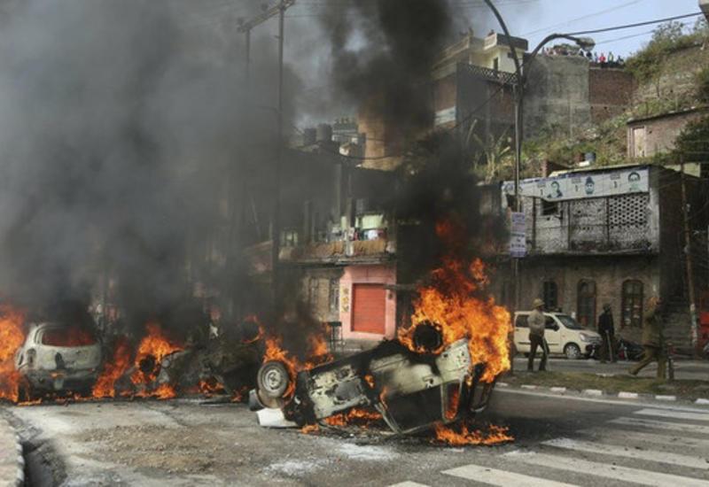 В Кашмире прогремел взрыв, много пострадавших