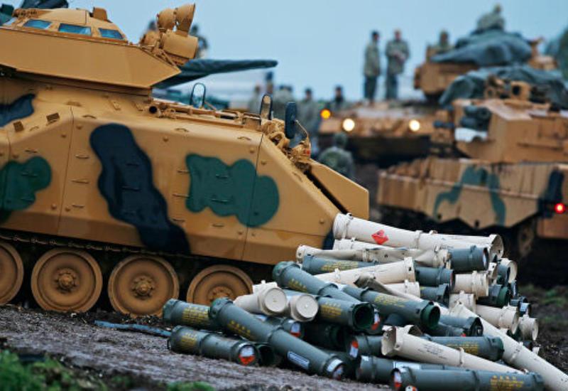 Франция обеспокоена готовящейся на северо-востоке Сирии турецкой операцией