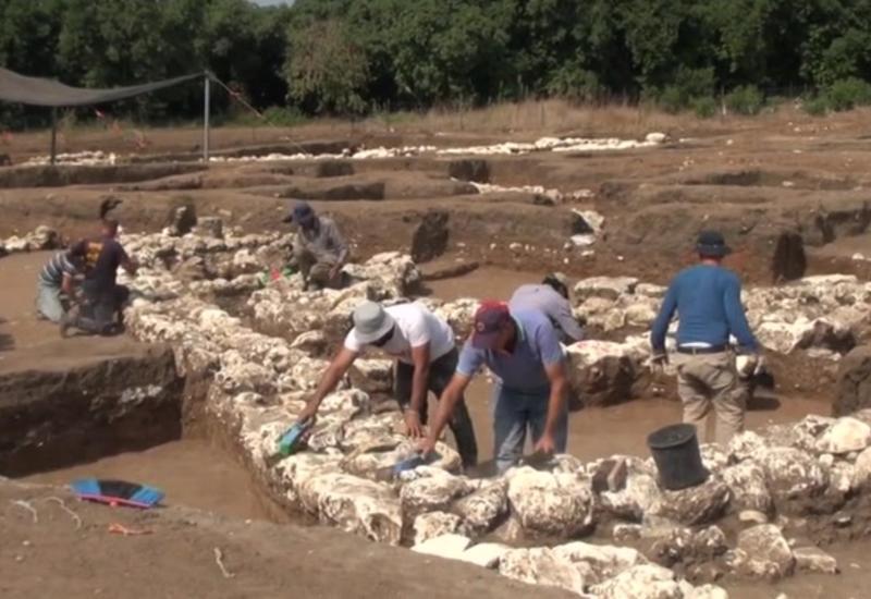 В Израиле найдены руины древнего мегаполиса
