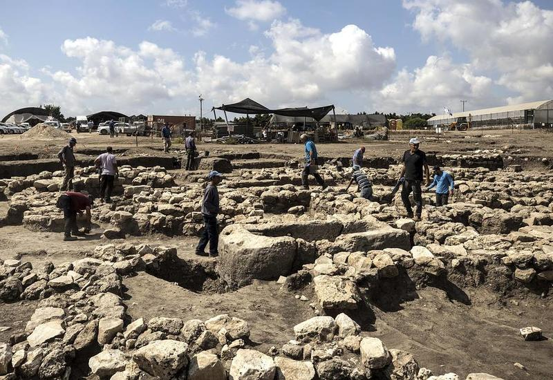 В Израиле нашли руины крупного города возрастом 5 тыс. лет