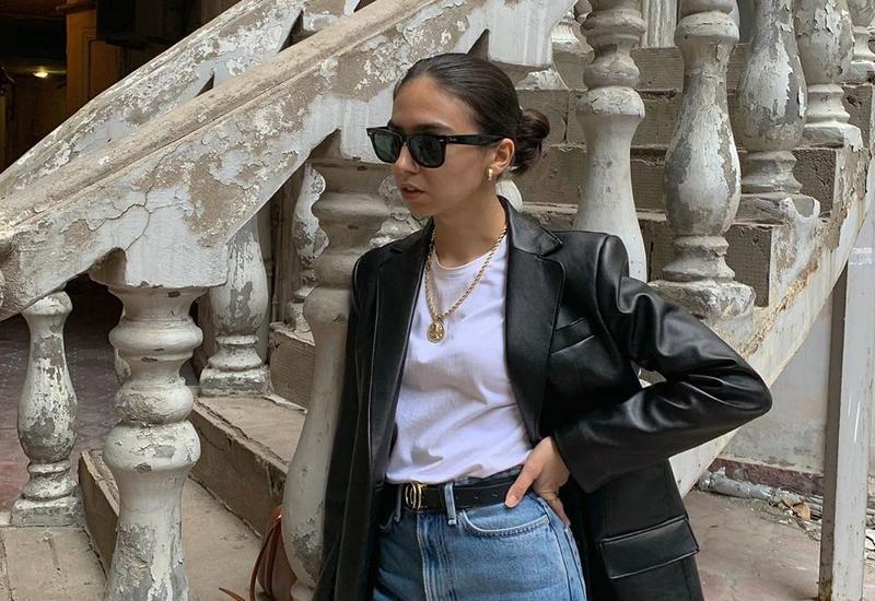 Модный образ сезона от блогера Назрин Агарзаевой