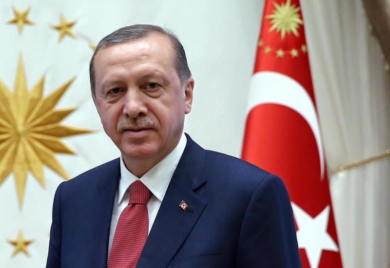 Эрдоган рассказал о работе по С-400 в Турции