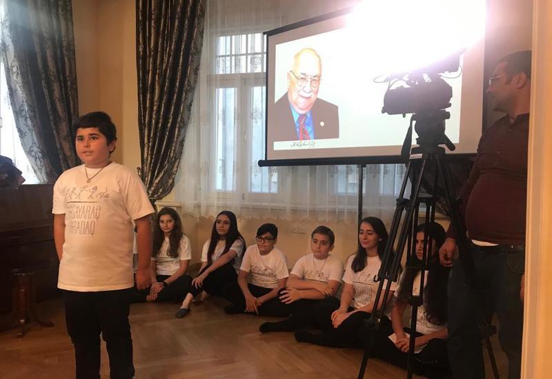 В Центре творчества Максуда Ибрагимбекова началась культурная программа Дней Израиля