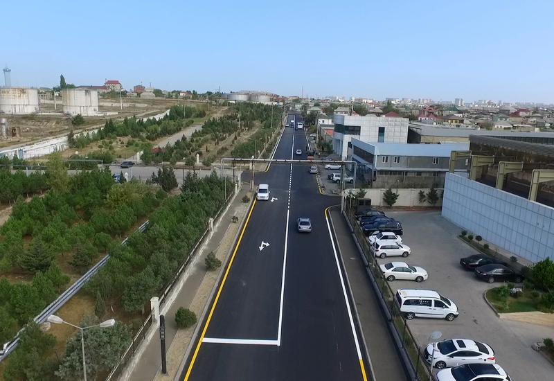 В Баку ремонтируют эти улицы