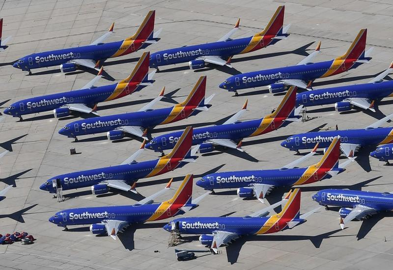 Пилоты Southwest Airlines подали в суд на Boeing