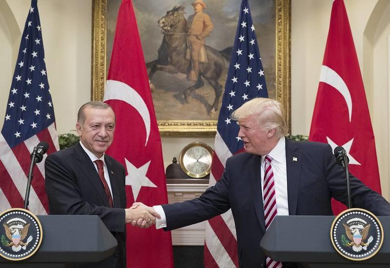 Эрдоган прибудет в США и проведет переговоры с Трампом