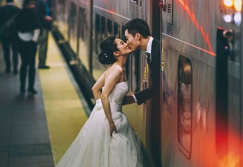 Романтика в объективе свадебного фотографа в США Эмина Гулиева