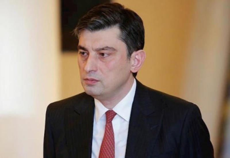 Премьер-министр Грузии совершит свой первый визит в Азербайджан