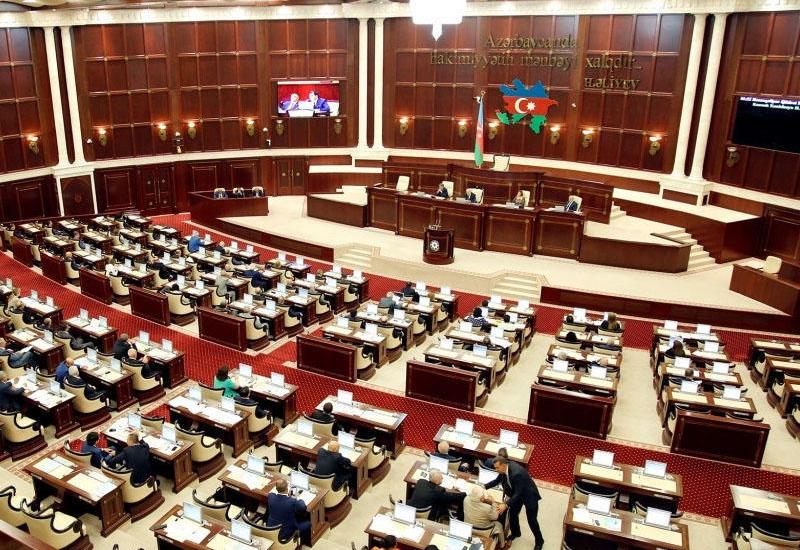 Парламенту Азербайджана нужна молодежь, отвечающая призывам инновационного управления
