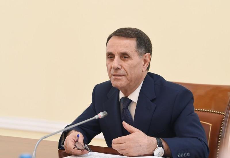Новруз Мамедов подал Президенту Ильхаму Алиеву прошение об отставке с поста премьер-министра