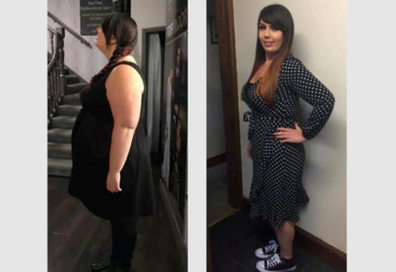 Жительница Британии похудела на 57 килограммов ради чужой свадьбы
