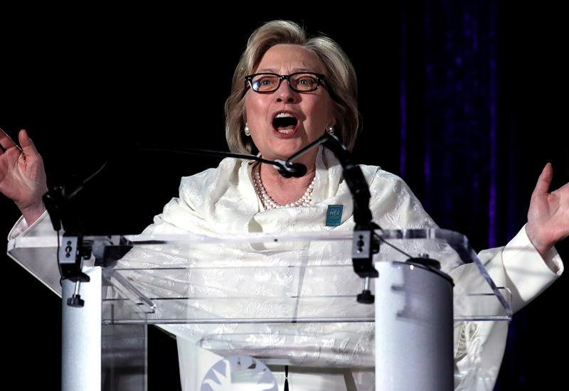 Трамп призвал Клинтон участвовать в выборах