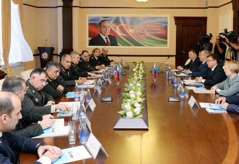Военные прокуратуры Азербайджана и России провели переговоры