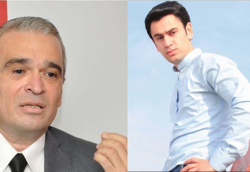 Ильгар Мамедов пытается переманить поклонников у известного певца