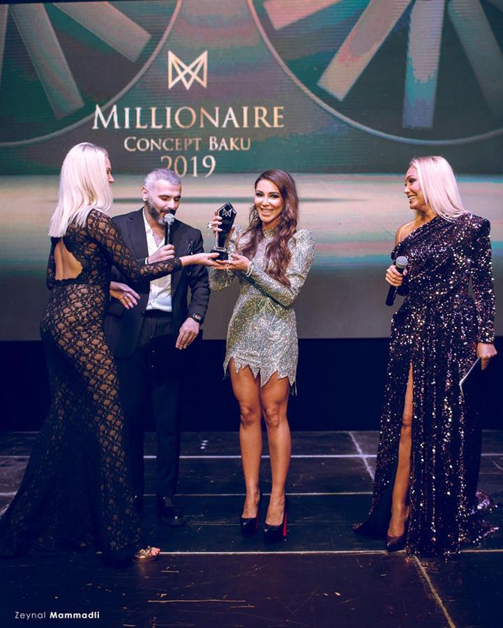 """В Баку прошло """"Millionaire Estate Baku"""""""