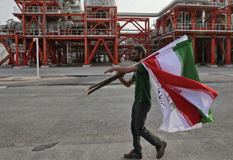 В Иране обнаружили крупное газовое месторождение