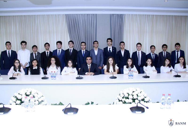 БВШН заняла одно из лидирующих мест по числу президентских стипендиатов
