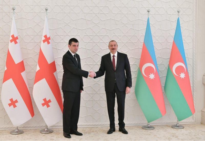 Грузия снова сделала ставку на Азербайджан