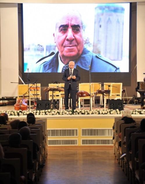 В Баку отметили 100-летие Гусейна Ибрагимова