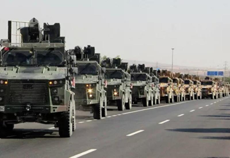 Чавушоглу о первом этапе военной операции в Сирии