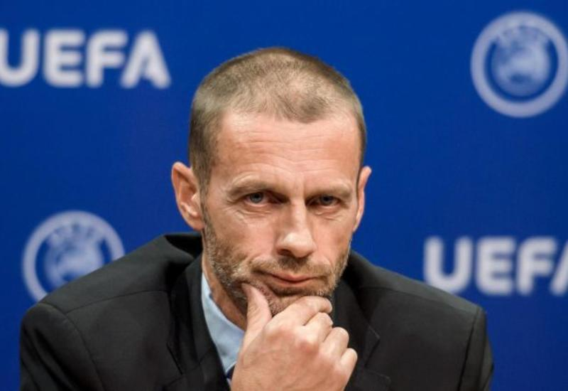 Чеферин заявил, что УЕФА полностью независим от ФИФА