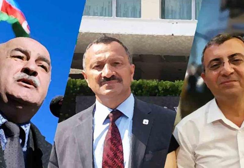 Как одна свадьба азербайджанским радикалам чуть сходку не сорвала
