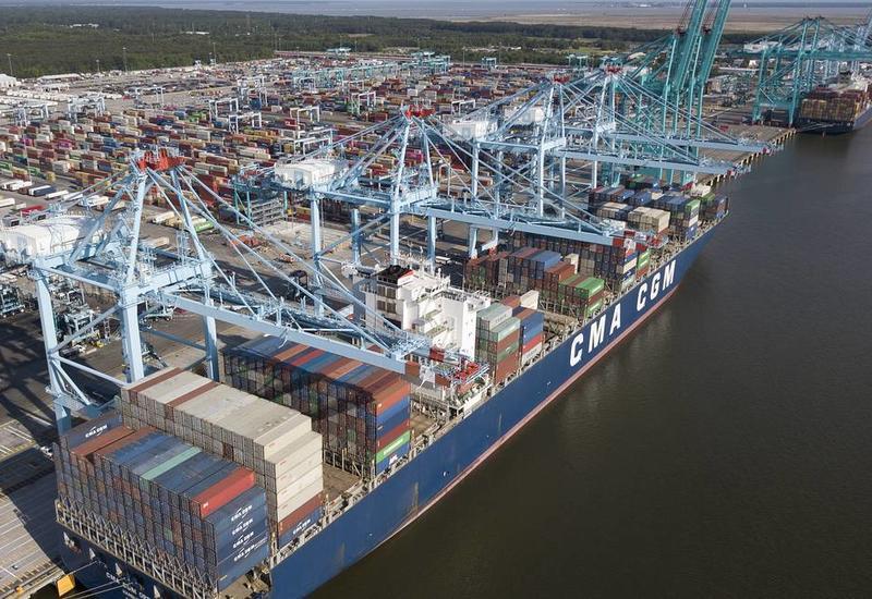 Китай попросит США снять санкции с судоходной компании Cosco