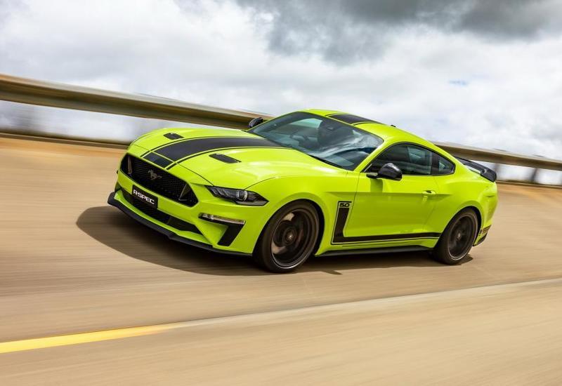Ford выпустит спецсерию «Мустангов» с рекордной мощностью