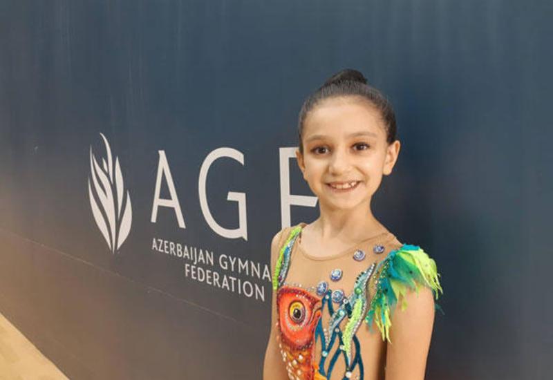 Надеюсь, что на соревнованиях покажу хороший результат – азербайджанская гимнастка