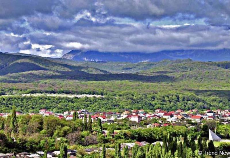 В регионы Азербайджана резко выросло число турпоездок