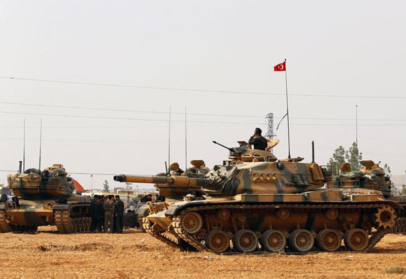 """ВС Турции нанесли удары по 181 """"объекту террористов"""" в Сирии"""