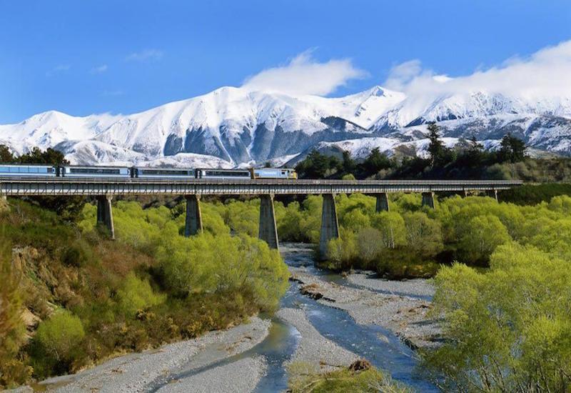 10 самых живописных железнодорожных маршрутов мира