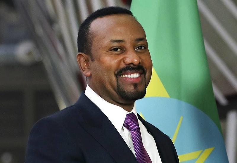 Нобелевская премия мира присуждена премьер-министру Эфиопии Абий Ахмеду