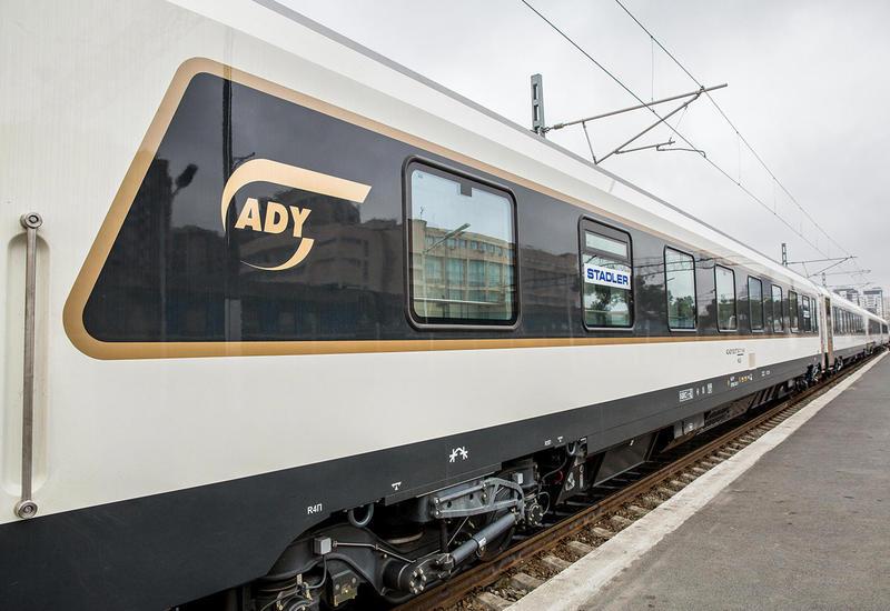 Азербайджан закупит новые поезда