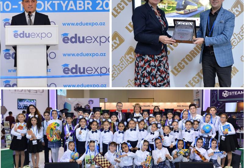 Kapital Bank является официальным партнером Международной выставки образования (R)