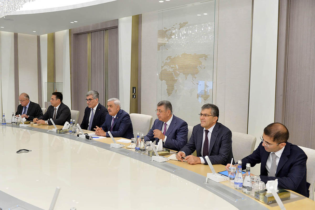Австрийские компании интересуются химической промышленностью Азербайджана