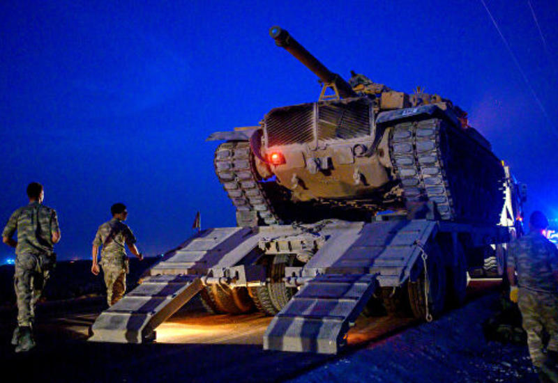 Германия вводит эмбарго на экспорт новых вооружений Турции
