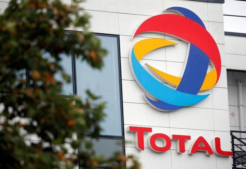 Главный офис Total подвергся вандализму