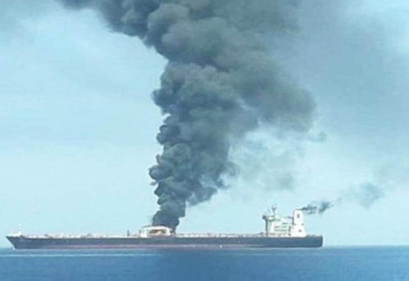 Саудовские СМИ сообщили подробности взрыва на иранском танкере
