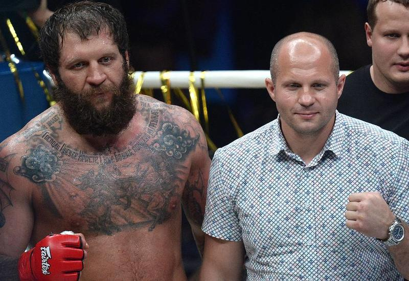 Александр и Федор Емельяненко могут провести бои на одном турнире