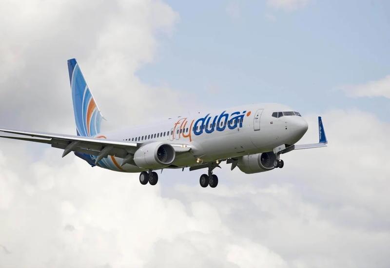 Самолет Баку-Дубай совершил экстренную посадку в Иране