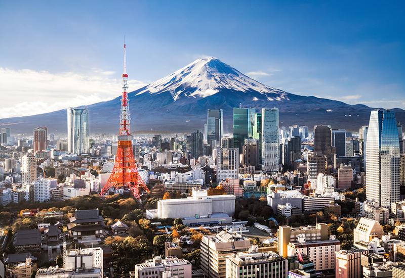 Около Токио сошел оползень