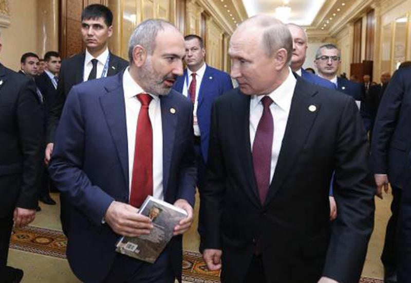 Как неуч Пашинян Путина учить пытался