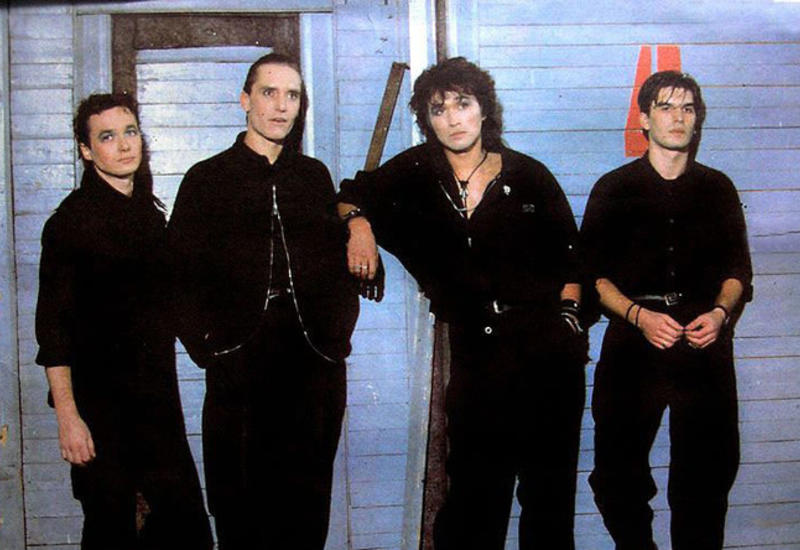 Группа «Кино» выступит в оригинальном составе спустя 30 лет