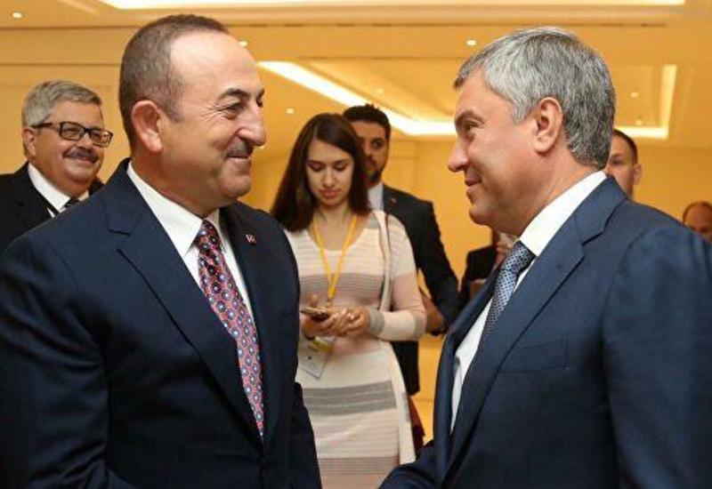 Участники конференции в Стамбуле призвали создать механизм обмена разведданными