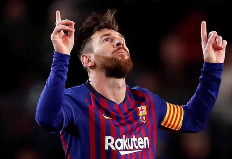 """""""Барселона"""" предлагает Месси пожизненный контракт"""