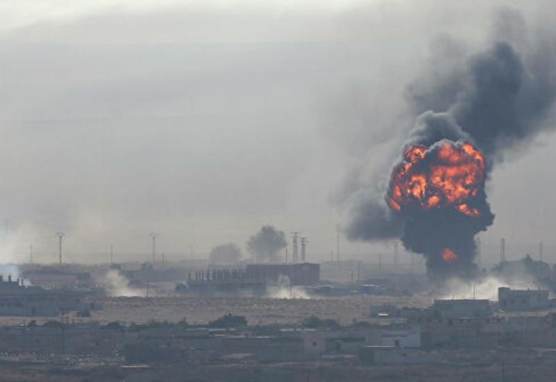 Турецкие войска захватили населенный пункт на северо-востоке Ракки