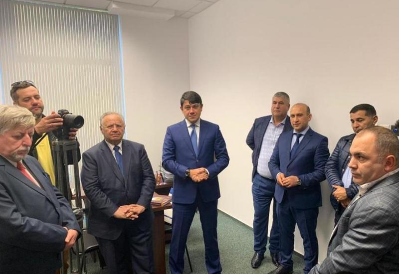 В Варшаве открылся центральный офис Ассоциации азербайджанцев Польши